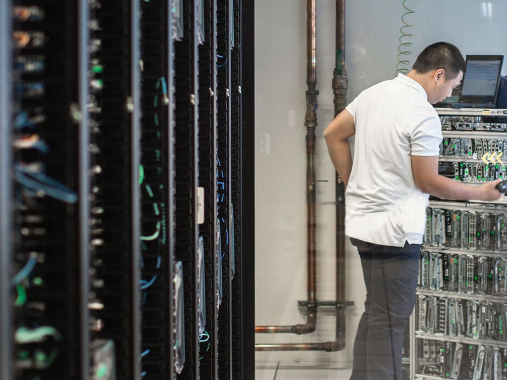 Data Center Modernization delivers savings, simpler management, and key insights